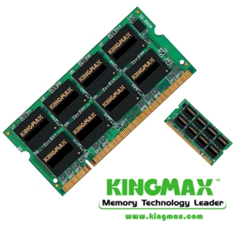 KINGMAX DDR III 2Gb - Bus 1066/ 1333